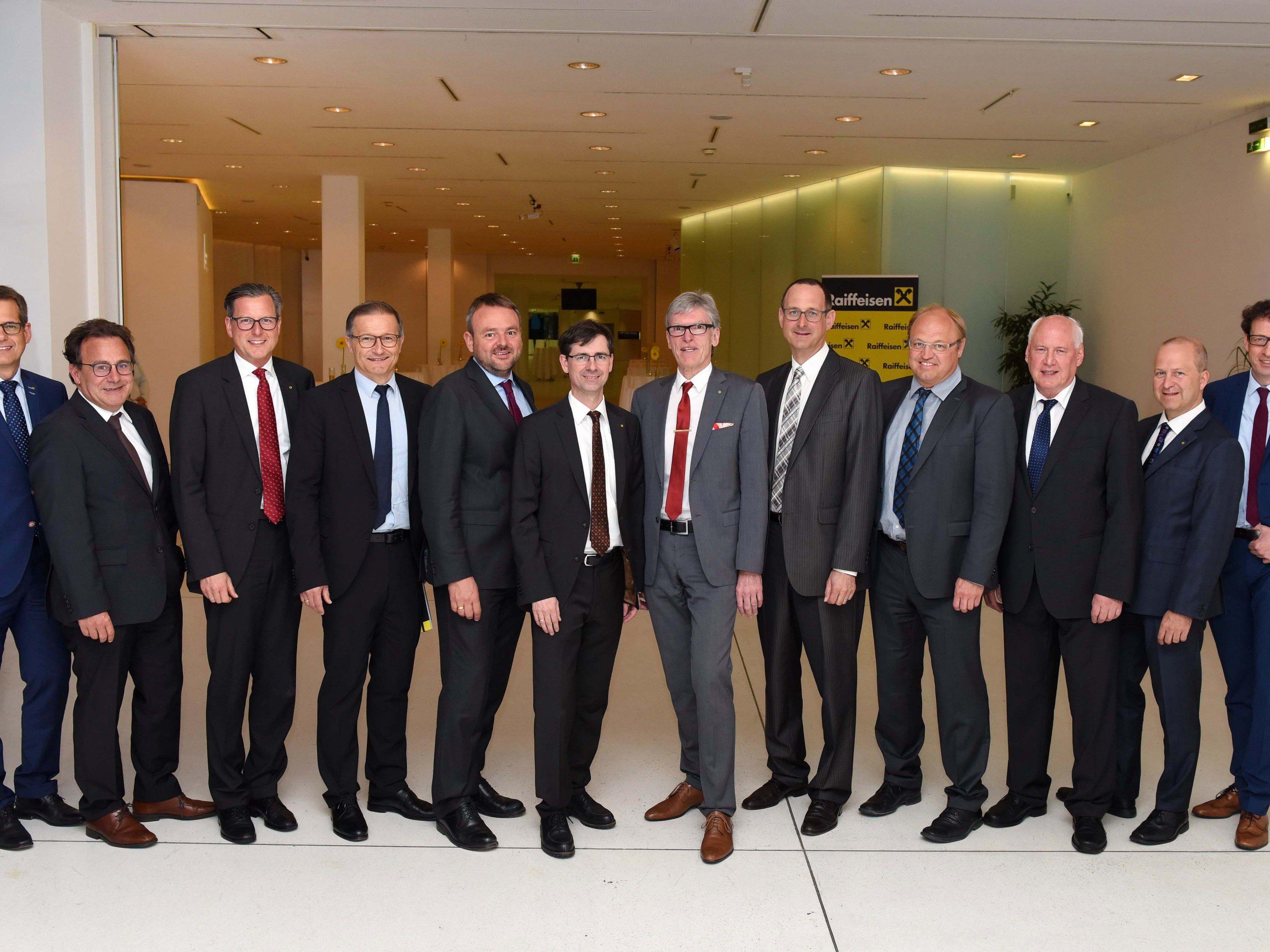 RLB mit teilweise neuen Aufsichtsratmitgliedern