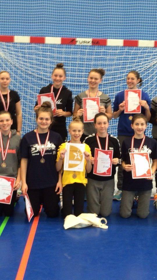 Feldkirchs Handballnachwuchs holt Bronze.