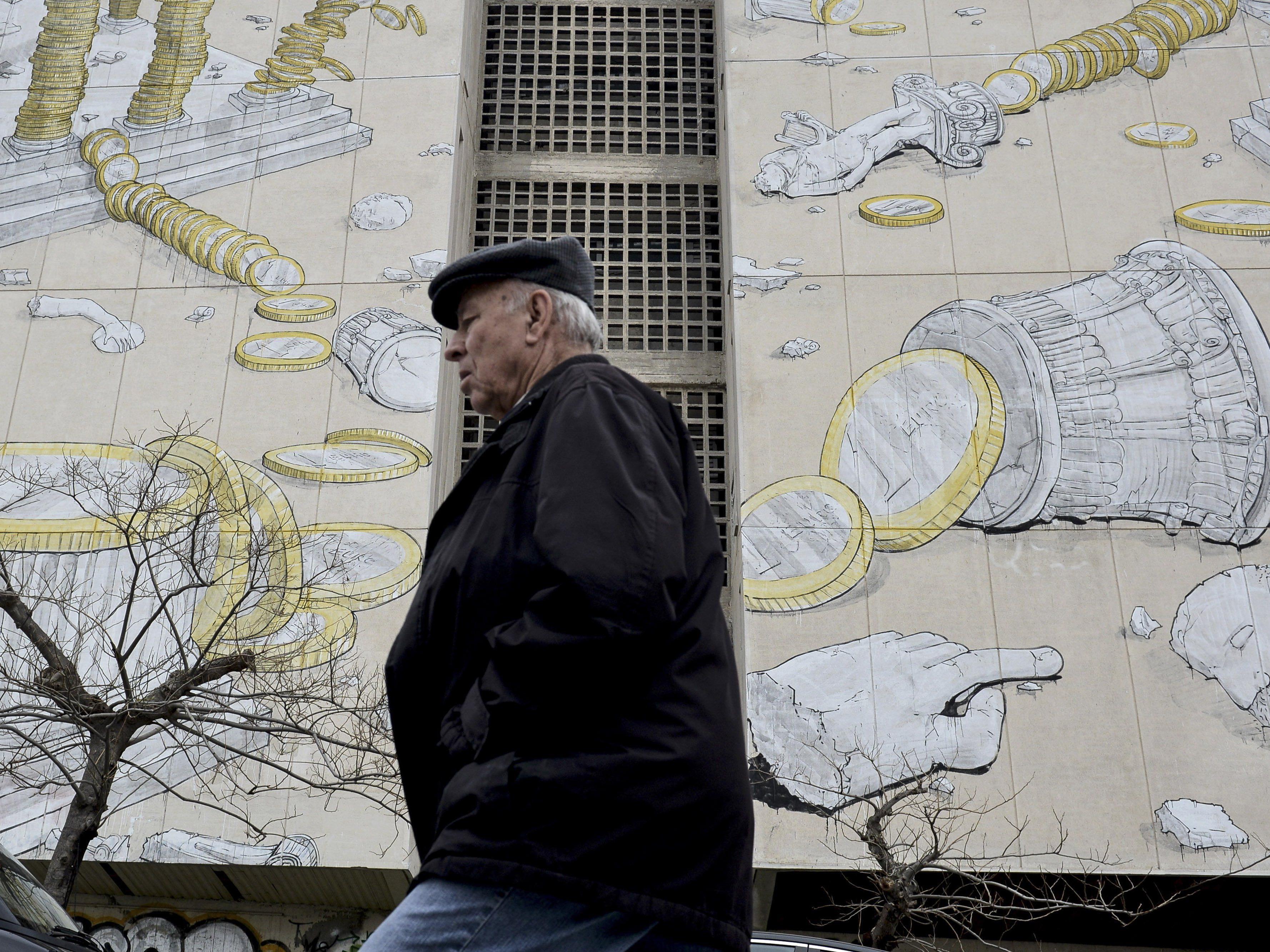 Ein Schuldenerlass würde dem griechischen Staat nicht unmittelbar helfen.