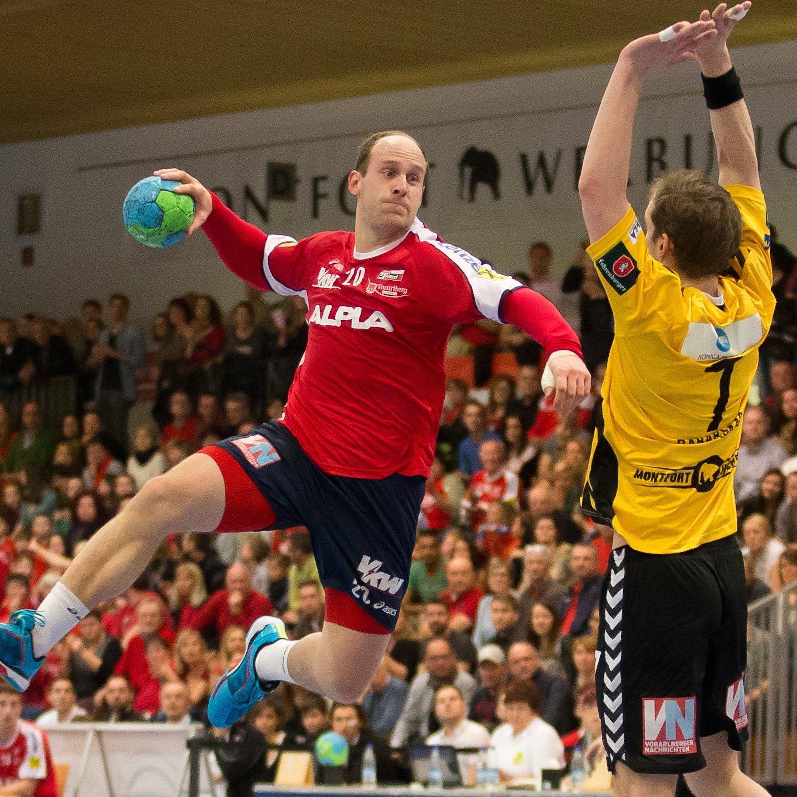 Matchball für Titelverteidiger am Dienstag in Bregenz