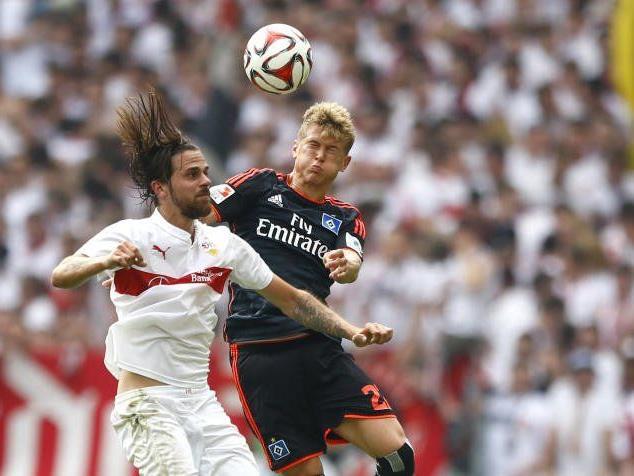 Sowohl Stuttgart als auch Hamburg kämpfen gegen den Abstieg