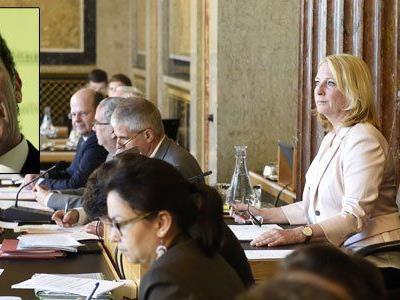 Hypo-U-Ausschuss: FPÖ versuchte Rolle Haiders als gering darzustellen.