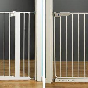 Produktrückruf bei Ikea - links: Parull Klämma Schutzgitter; rechts: Patrull Smidig Schutzgitter