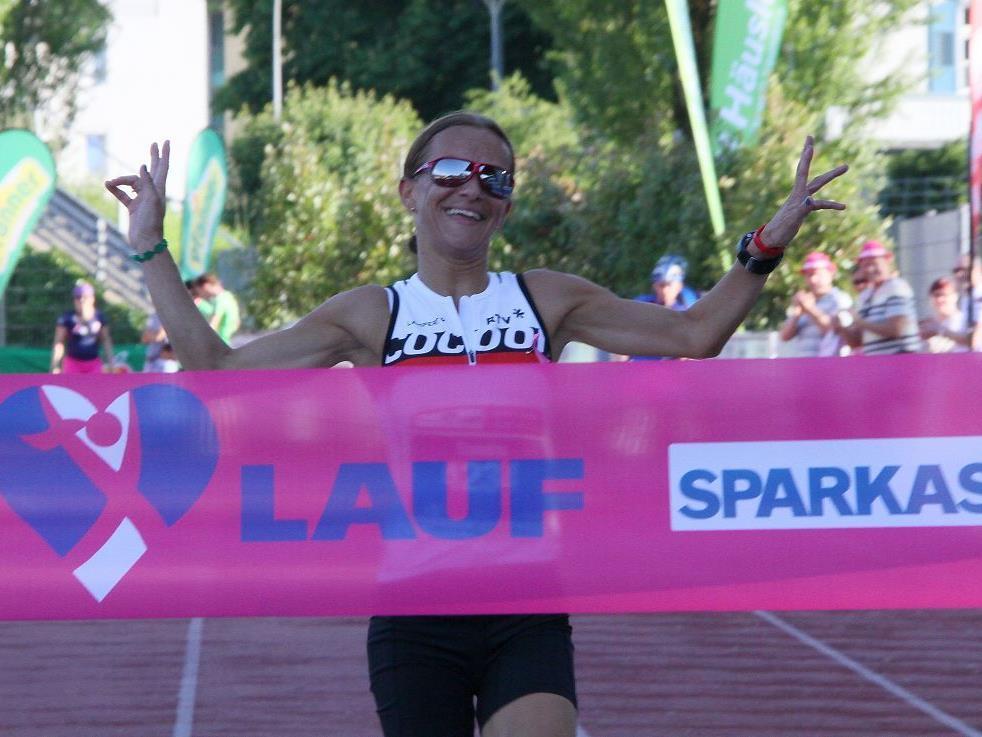 Vorjahressiegerin Sandra Urach ist über die 10 Kilometer Distanz auch heuer die logische Favoritin