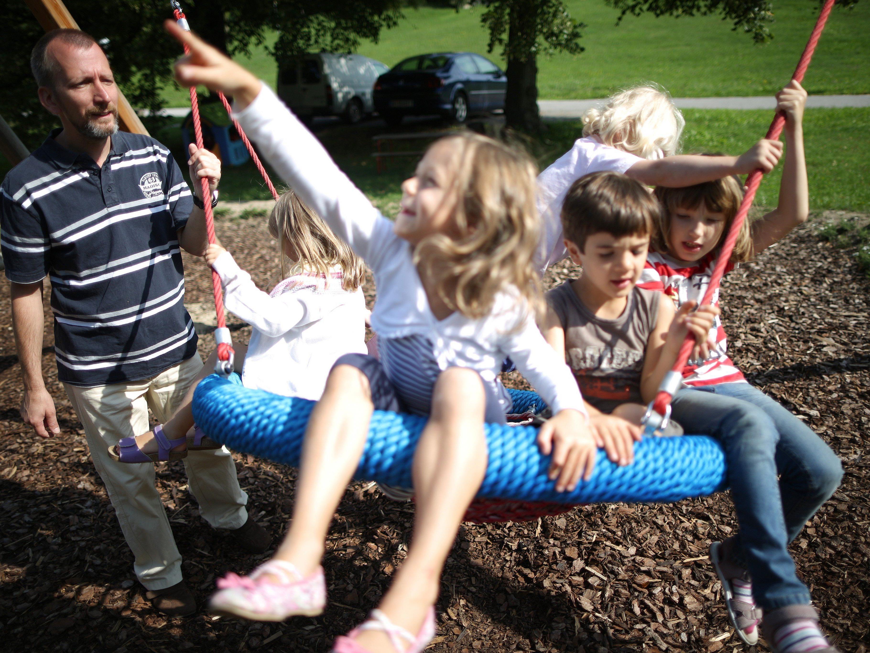 Keine Verstöße gegen die Kindergartenpflicht in Vorarlberg.