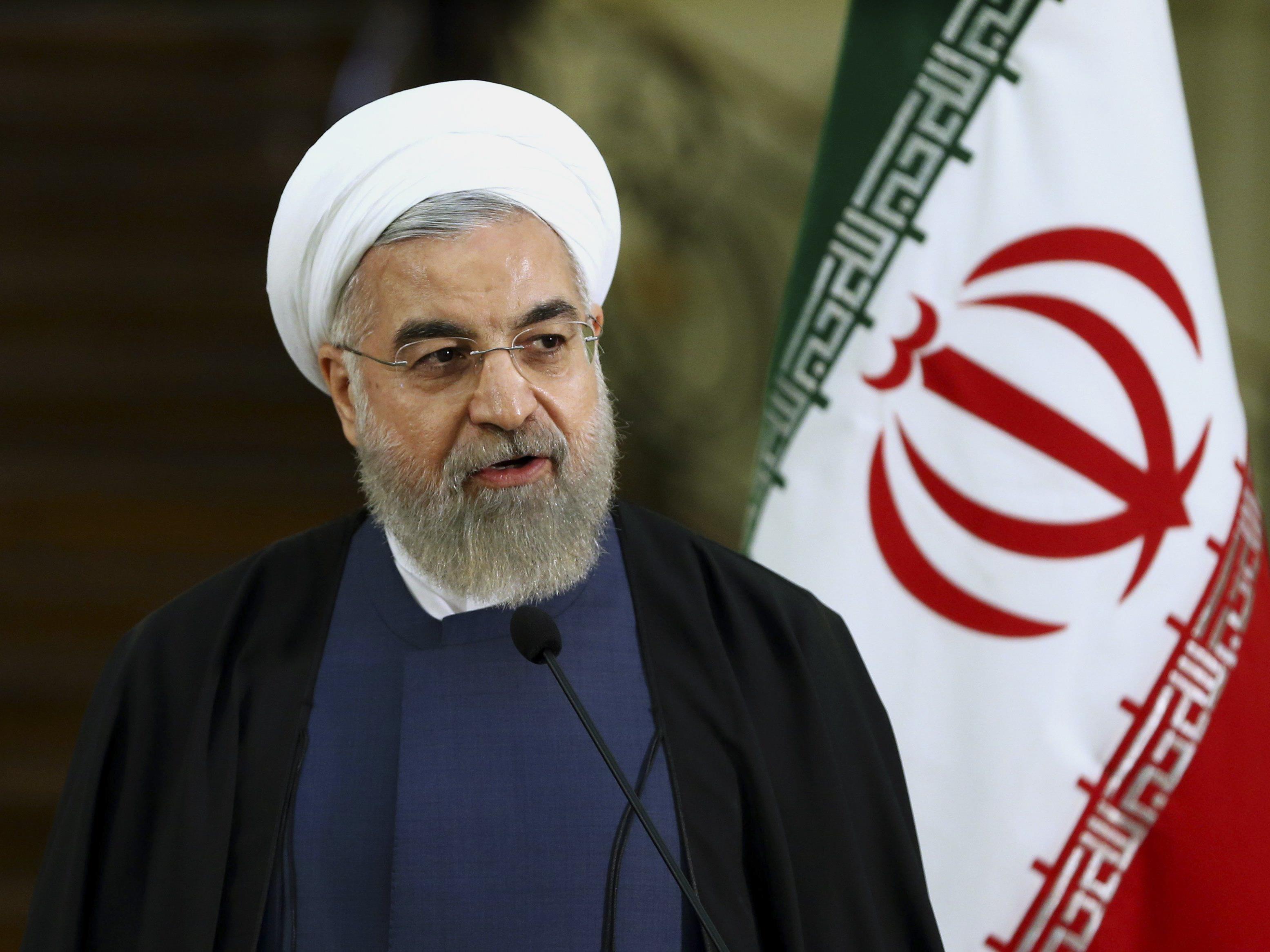 """""""Mehrheit der Iraner will Frieden und Aussöhnung"""" - Atomverhandler-Team verteidigt."""