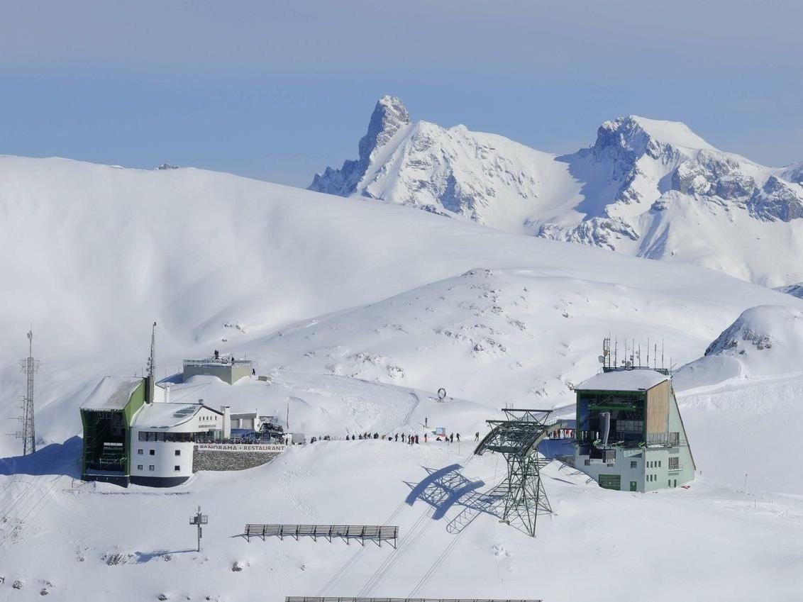 Die Bergstation aus dem Jahr 1958 bleibt bis auf weiters erhalten.
