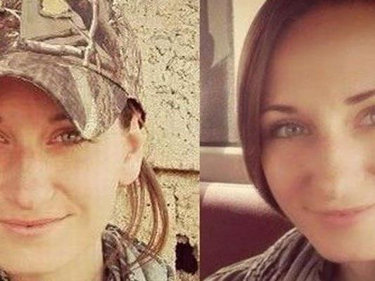 Samantha Lois Jay Johnston kämpft an der Seite kurdischer Milizen gegen den Islamischen Staat.