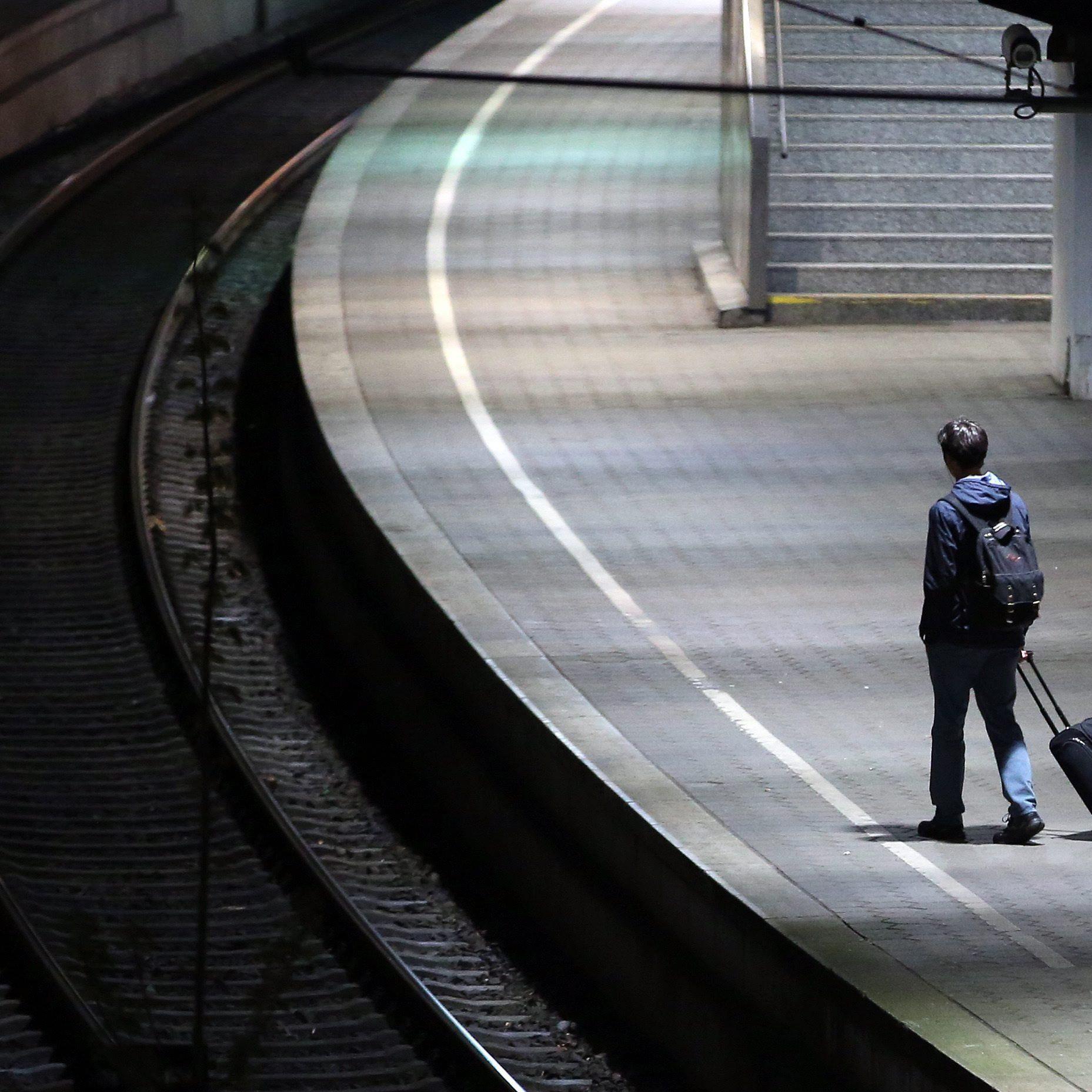 """Der """"Bahnsinn"""" in Deutschland geht weiter."""