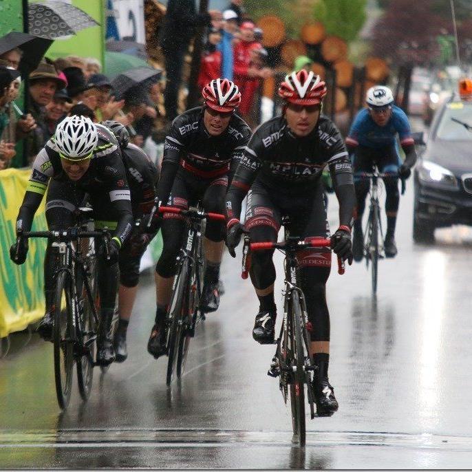 Clement Koretzky vom Team Vorarlberg wurde Dritter