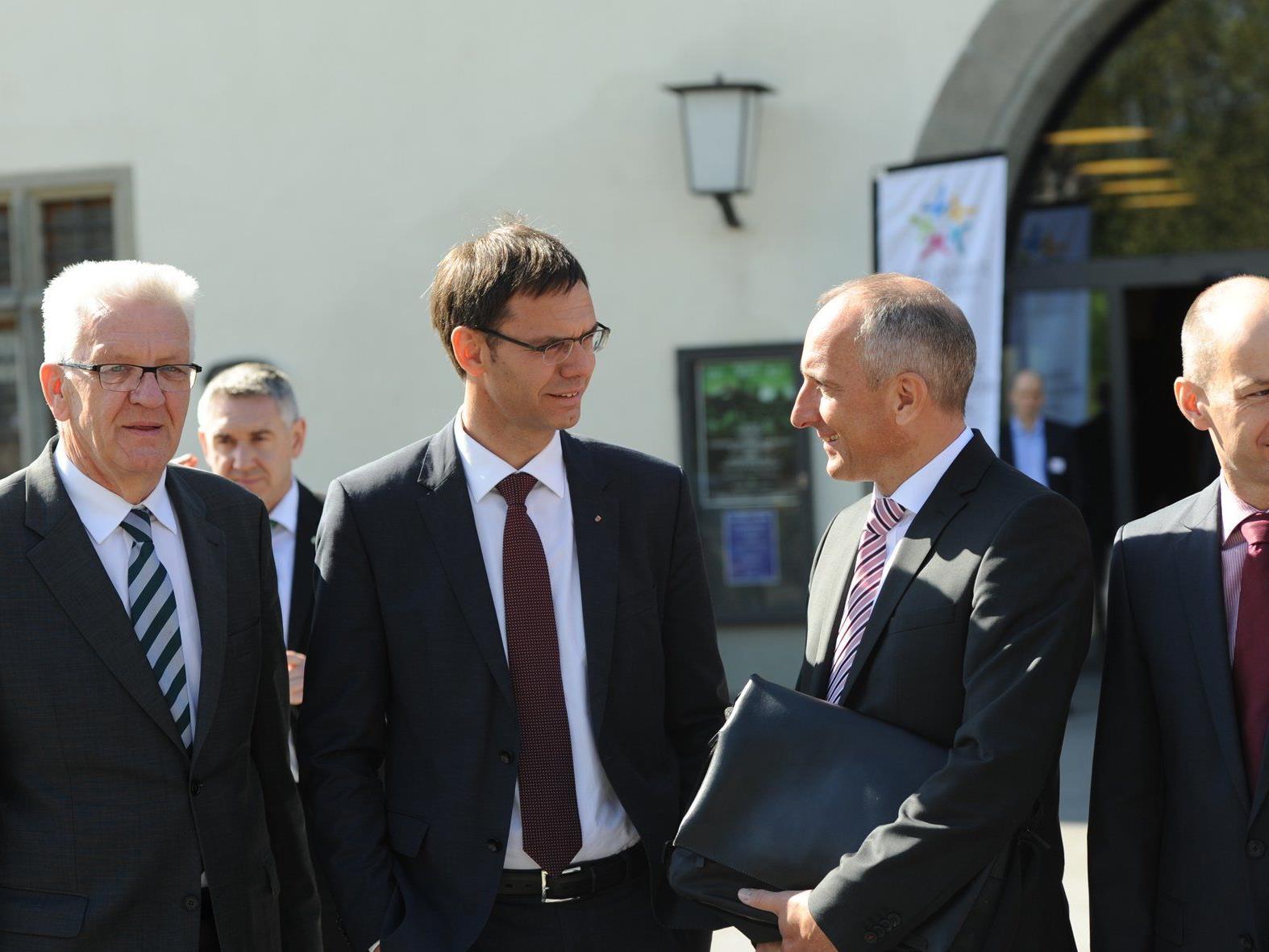 Erstes internationales Wirtschaftskonzil in Konstanz mit IBK-Regierungstreffen
