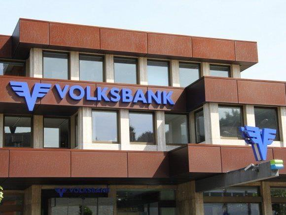 Die Volksbank Vorarlberg spürt den Kursrutsch des Schweizer Franken.
