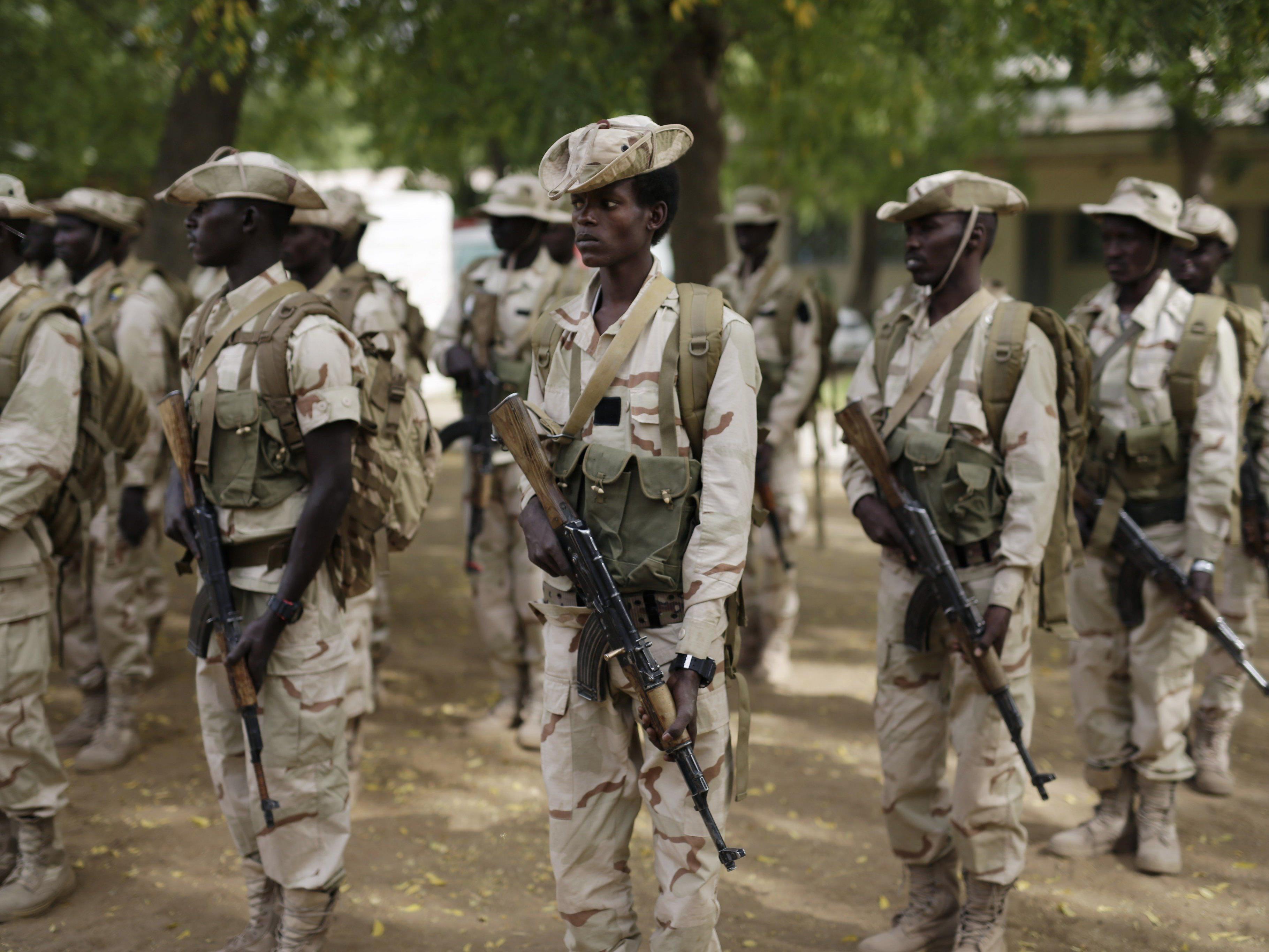 AI kritisiert das Militär Nigerias scharf.