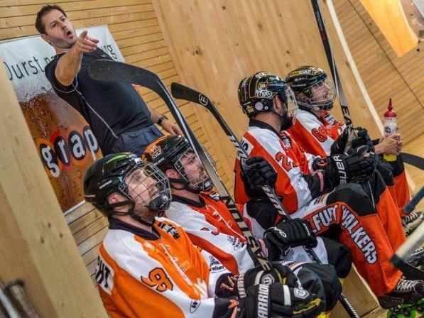 Gleich vier Walkers-Teams sind am Samstag in der HockeyArena im Einsatz.