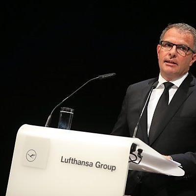 Lufthansa-Chef Spohr erklärte die Sachlage