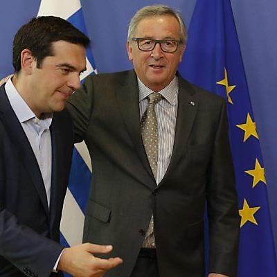 Tsipras und Juncker werden am Samstag wohl noch telefonieren