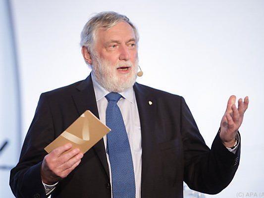 Ex-EU-Kommissar Franz Fischler ist Jury-Mitglied