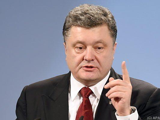 Ukraine rüstet auf