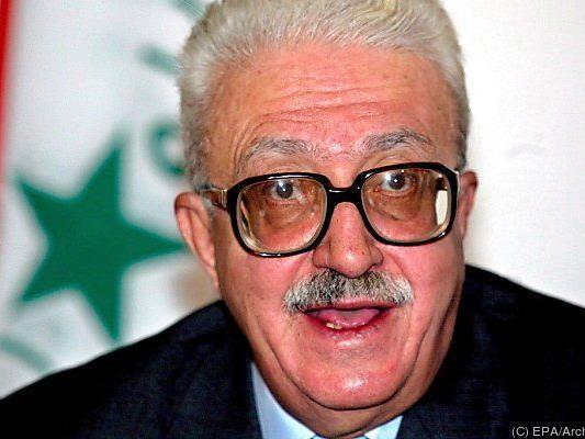 Tarik Asis hier auf einem Foto aus dem Jahr 2002