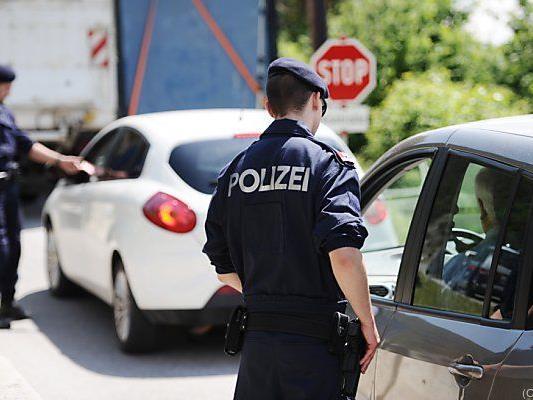 Checkpoints nach G-7-Gipfel verlegt