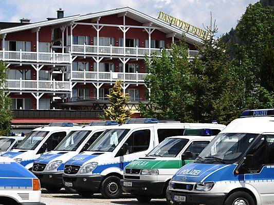 Großes Aufgebot der Polizei in Tirol