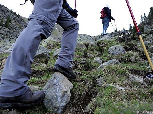 Bergwandern ist gefährlicher geworden