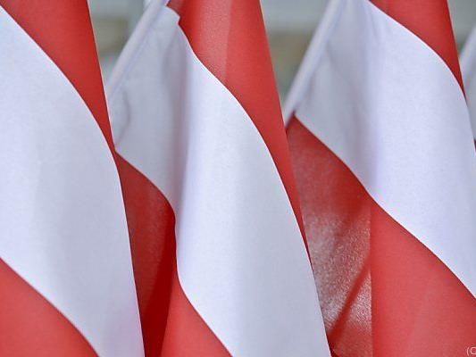 Friedlich als Österreich sind demnach nur Island und Dänemark