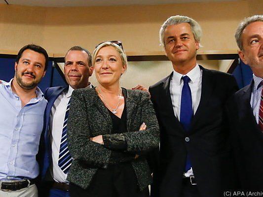 25 Abgeordnete aus sieben Mitgliedstaaten für Fraktionsstatus