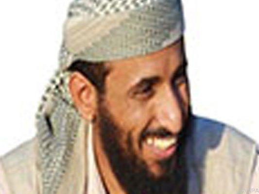 Al-Wahishi stand auf der US-Liste der meistgesuchten Terroristen