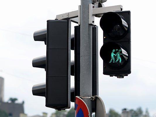 Ampelmännchen nun auch in Salzburg installiert