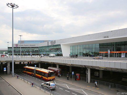 Der Chopin Airport in Warschau