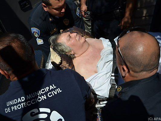 Mehrere Bewohner des Heims wurden außerdem verletzt