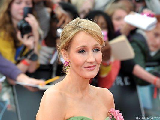J.K. Rowling plant nächsten Harry-Potter-Coup