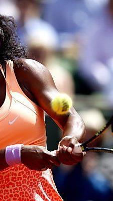 Serena Williams' Rohgewalt war zuviel für Errani