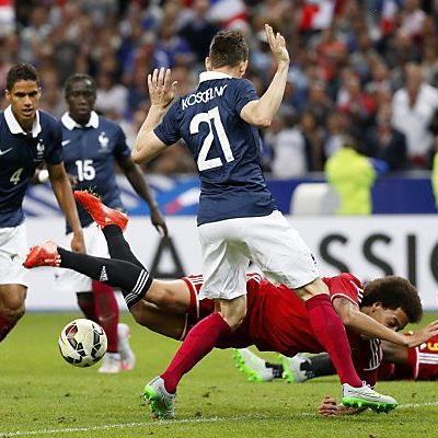 Franzosen lagen schon 1:4 zurück