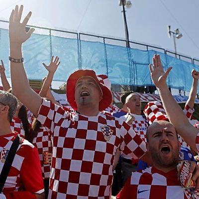 Kroatien mit Zuschauerausschluss bestraft