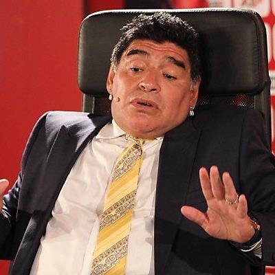 Maradona als FIFA-Boss?