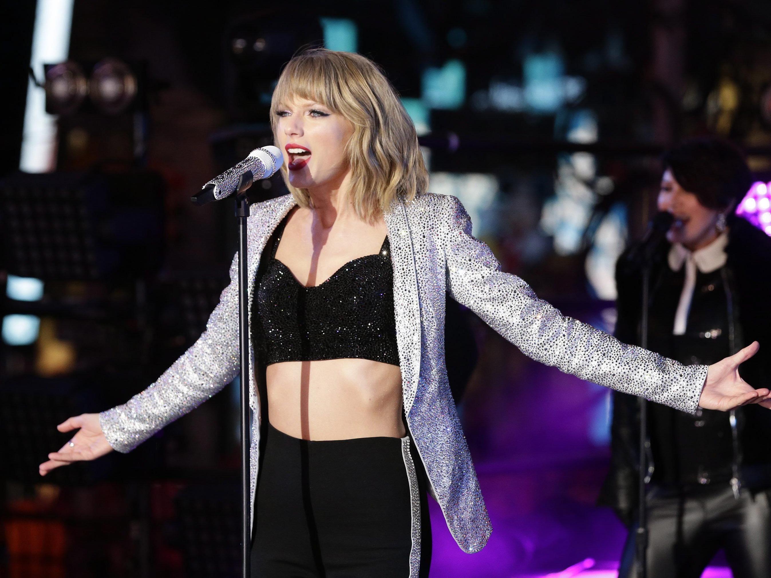 """Taylor Swift hatte das Vorgehen von Apple in einem Blogeintrag als """"schockierend und enttäuschend"""" verurteilt."""