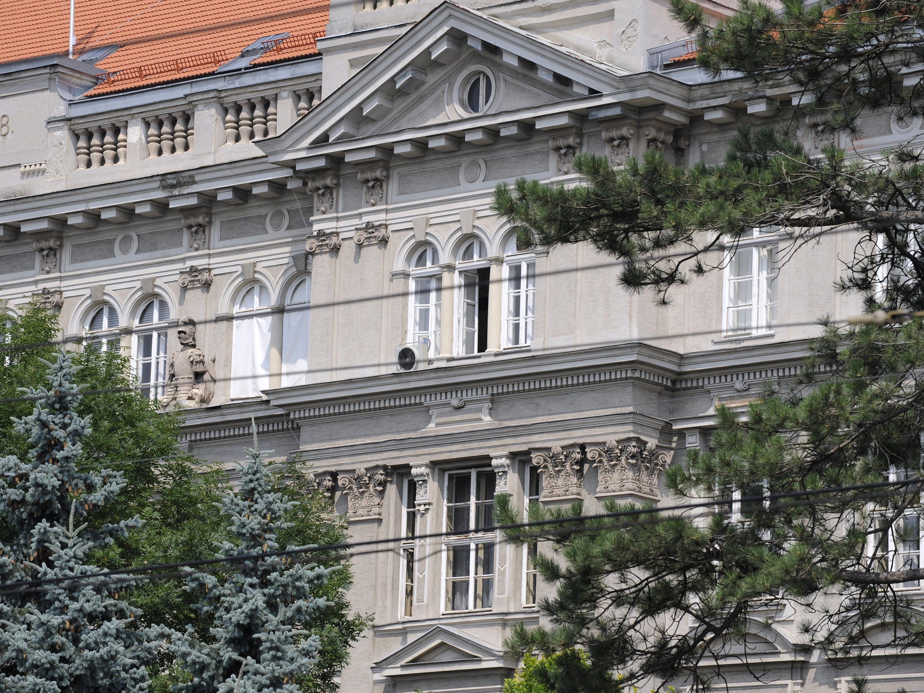 Ein Teilareal der General-Körner-Kaserne wurde verkauft. Hier sollen Wohnungen entstehen.