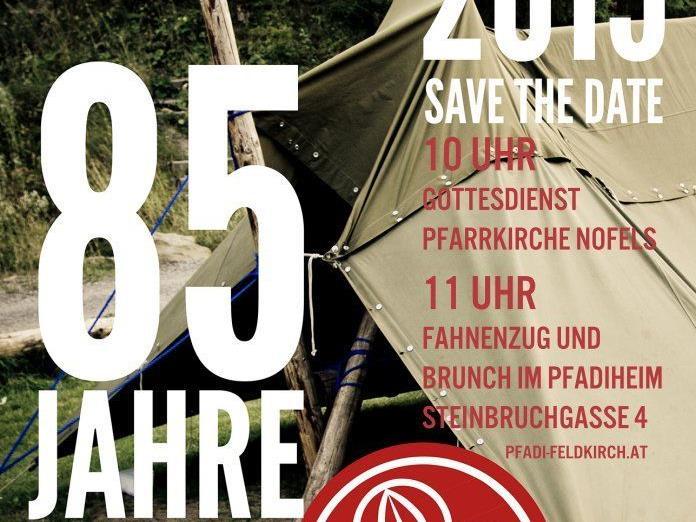 85 Jahre Pfadfindergruppe St. Georg Feldkirch