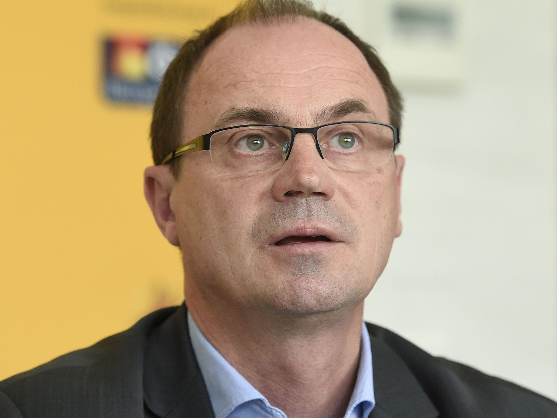 Franz Steindl wird nach der Wahlpleite abgelöst.