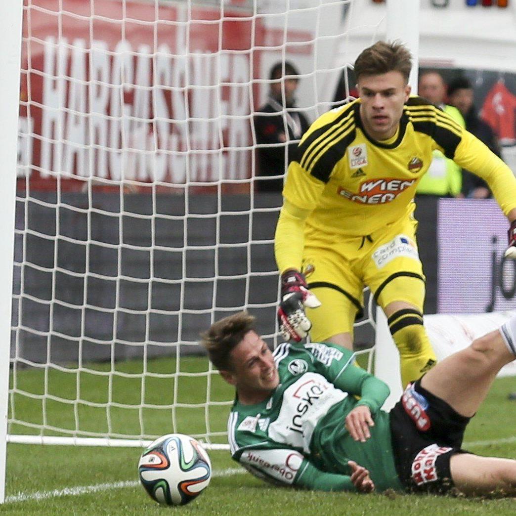Tormann Marko Maric verlässt den SK Rapid Wien.