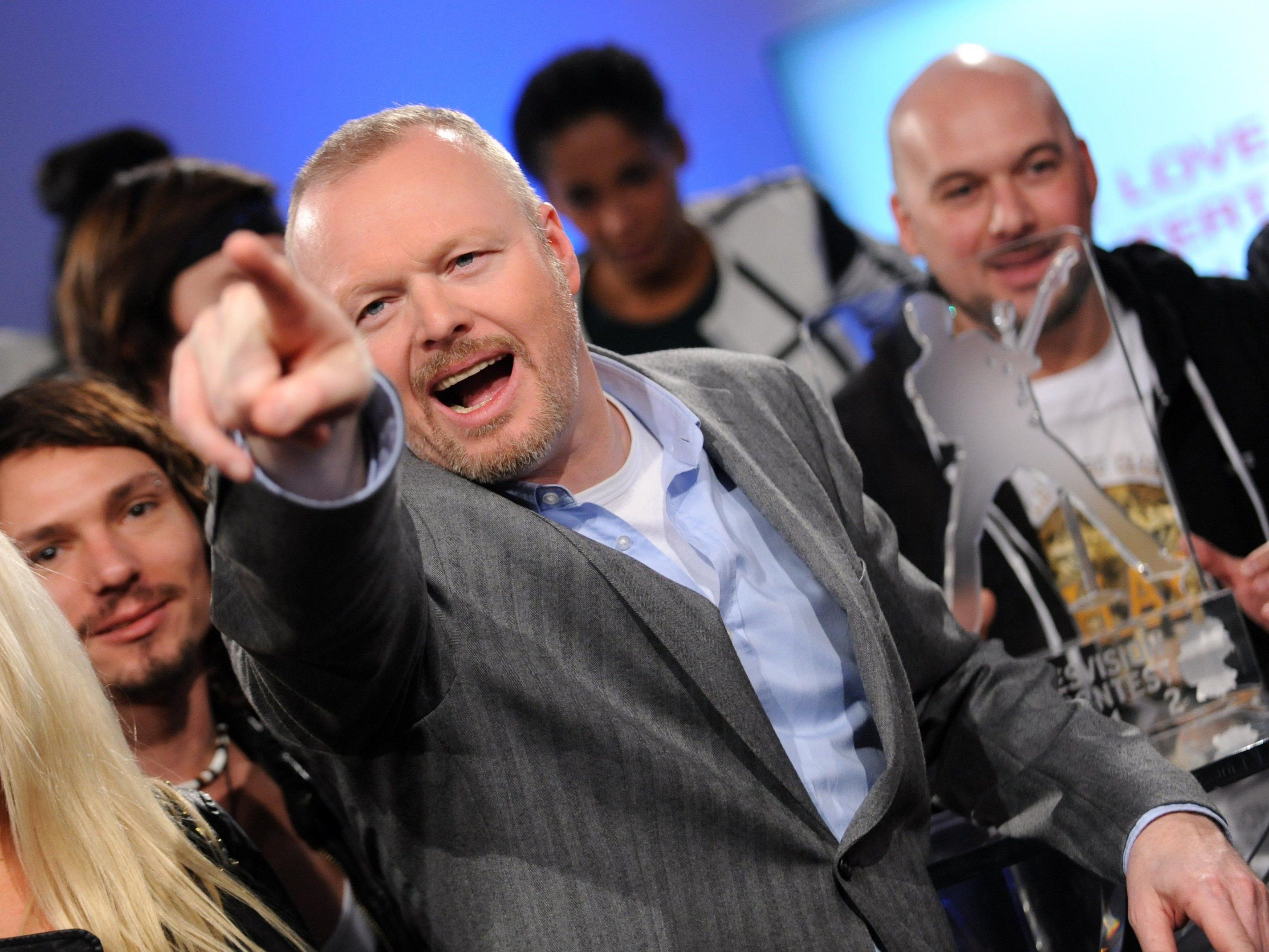 Stefan Raab beendet seine TV-Karriere.