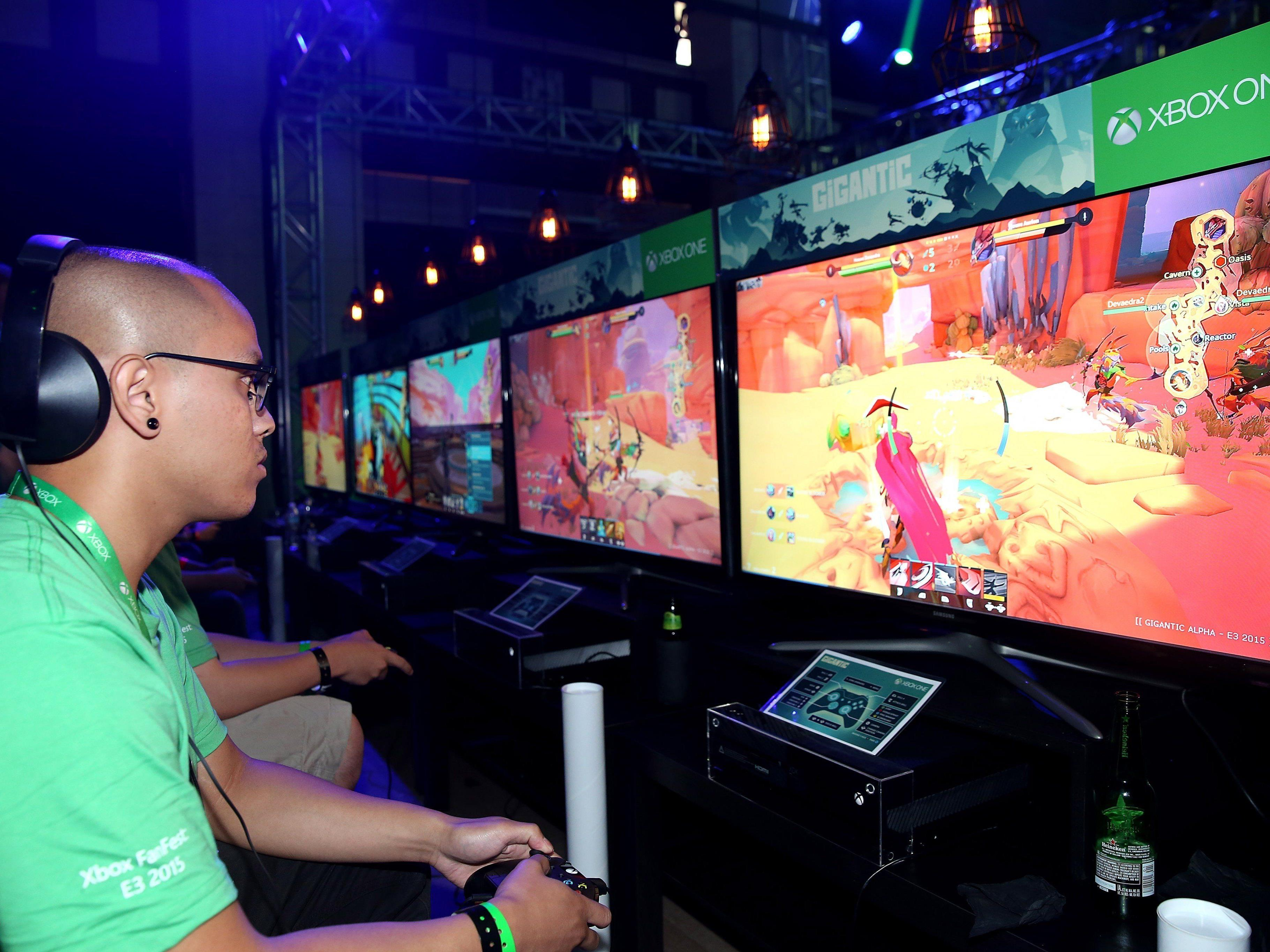 Auf der Zocker-Messe E3 werden die heißesten Videospiele vorgestellt.