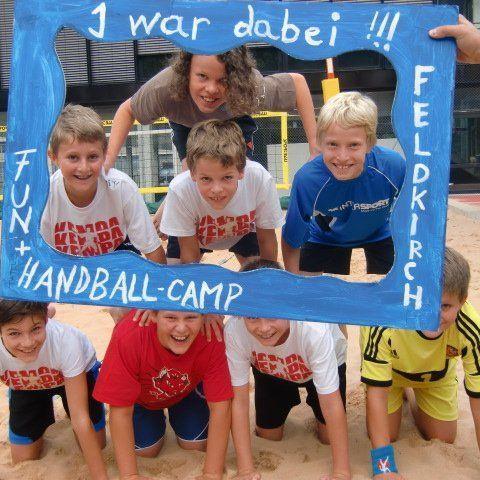 Handballcamp für die Jugend in Feldkirch