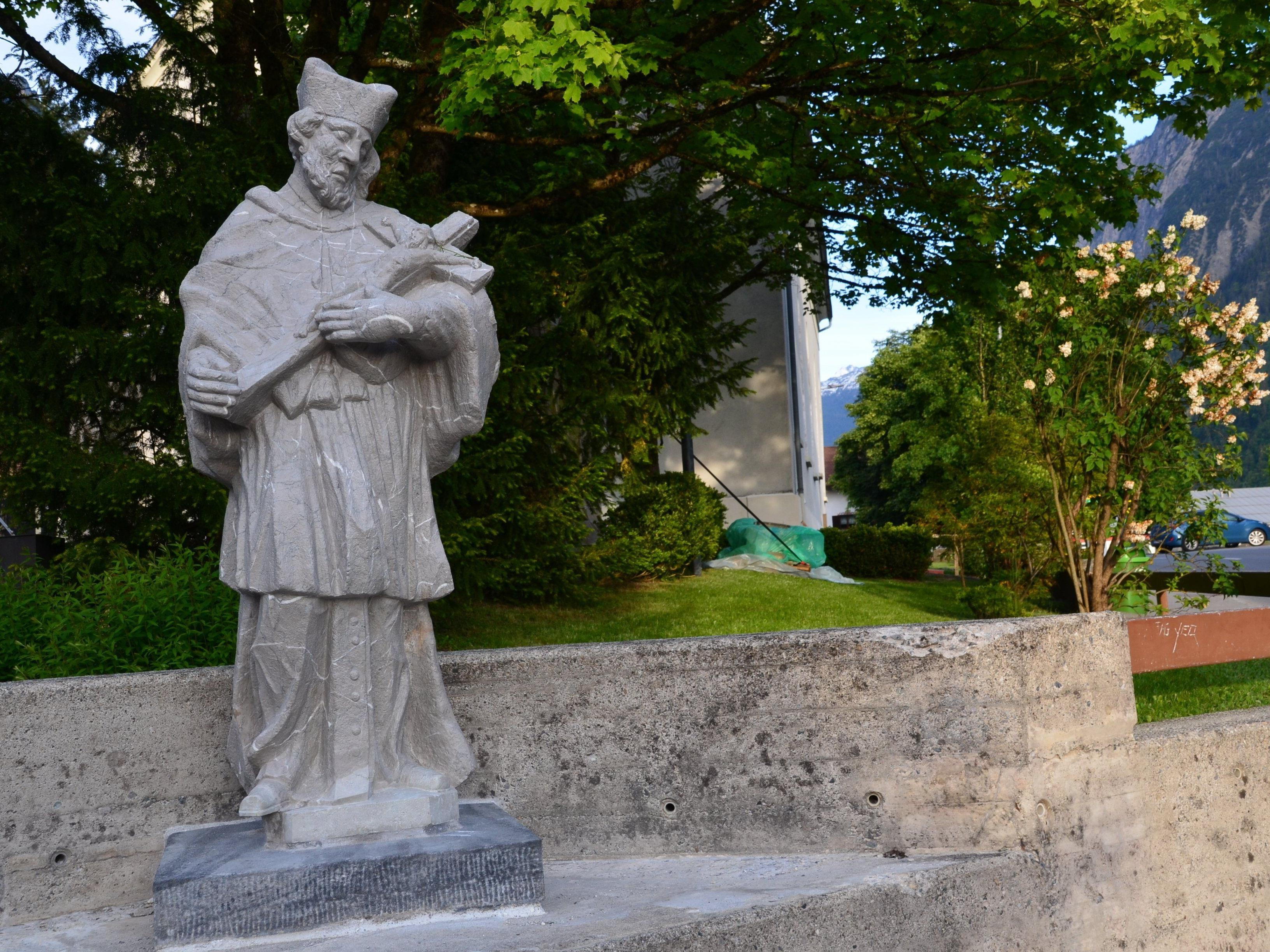 Nepomuk-Skulptur