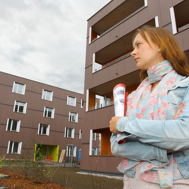 """Eine Wohnbeihilfe gibt es nur für jene, die auch eine """"ortsübliche"""" Miete zahlen."""