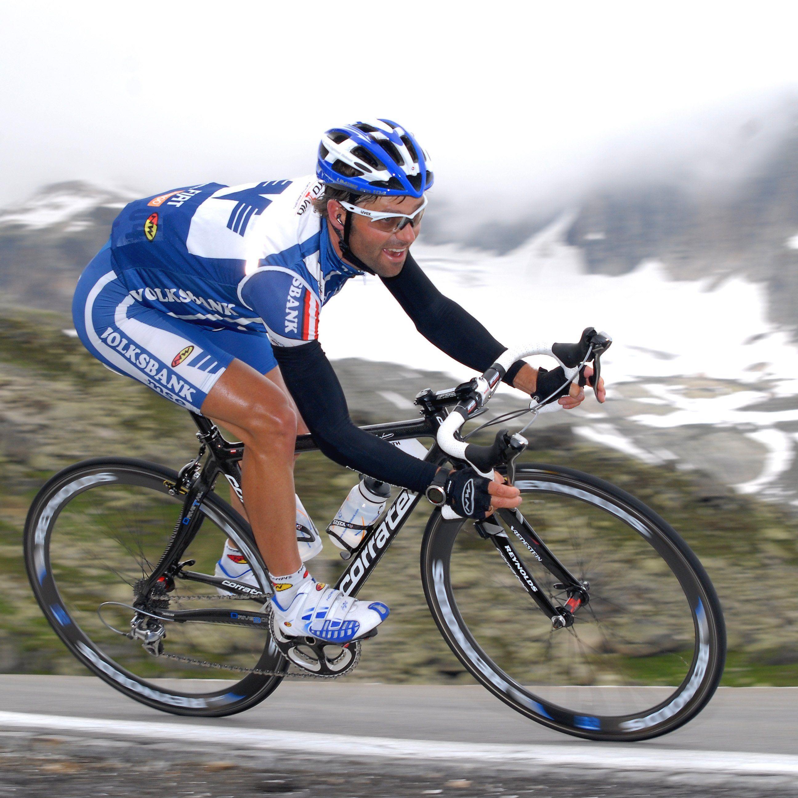 Der Götzner Harald Morscher wird neuer Teamkoordinator der Österreich Rad-Rundfahrt.