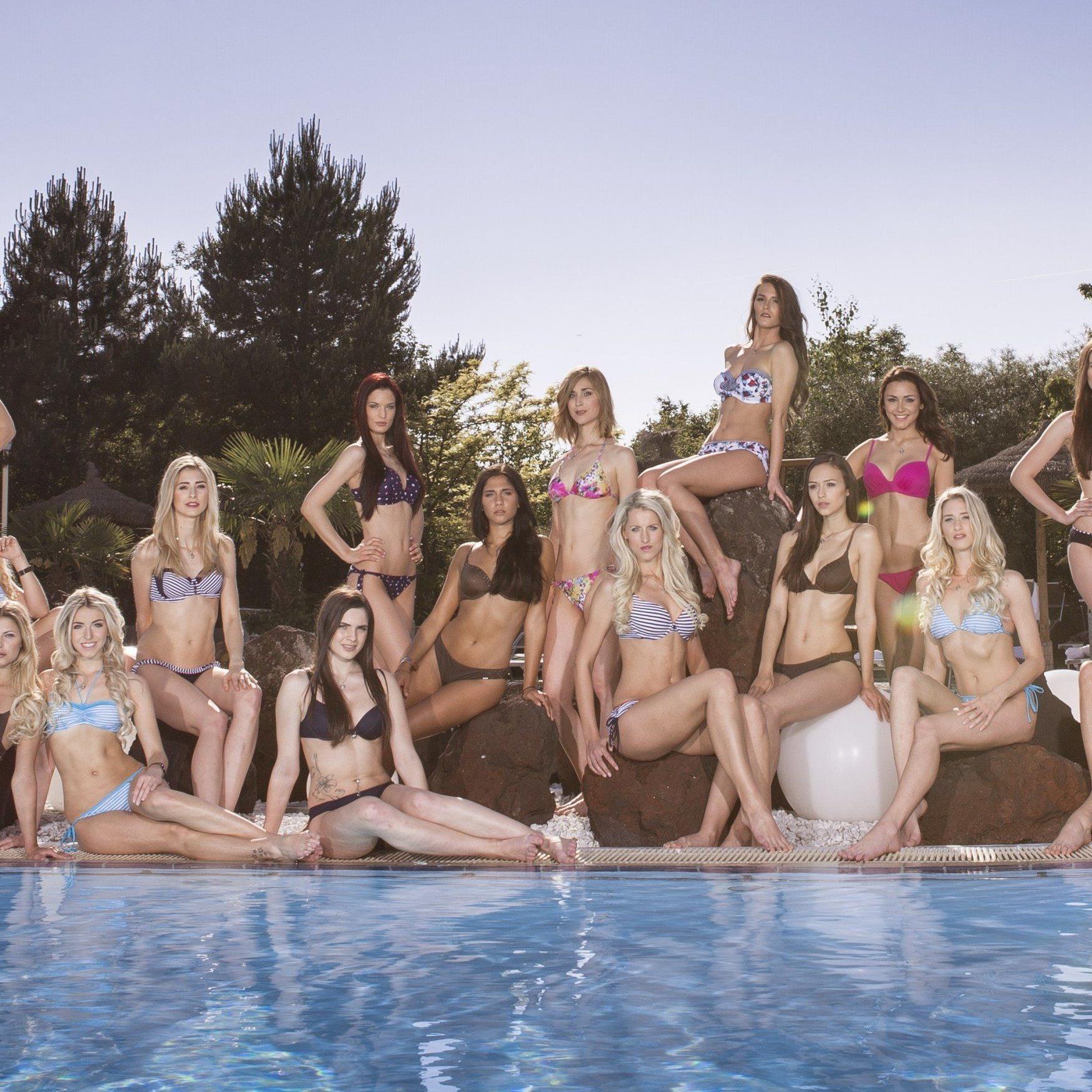 Wer wird Miss Austria 2015? Das sind die Kandidatinnen.