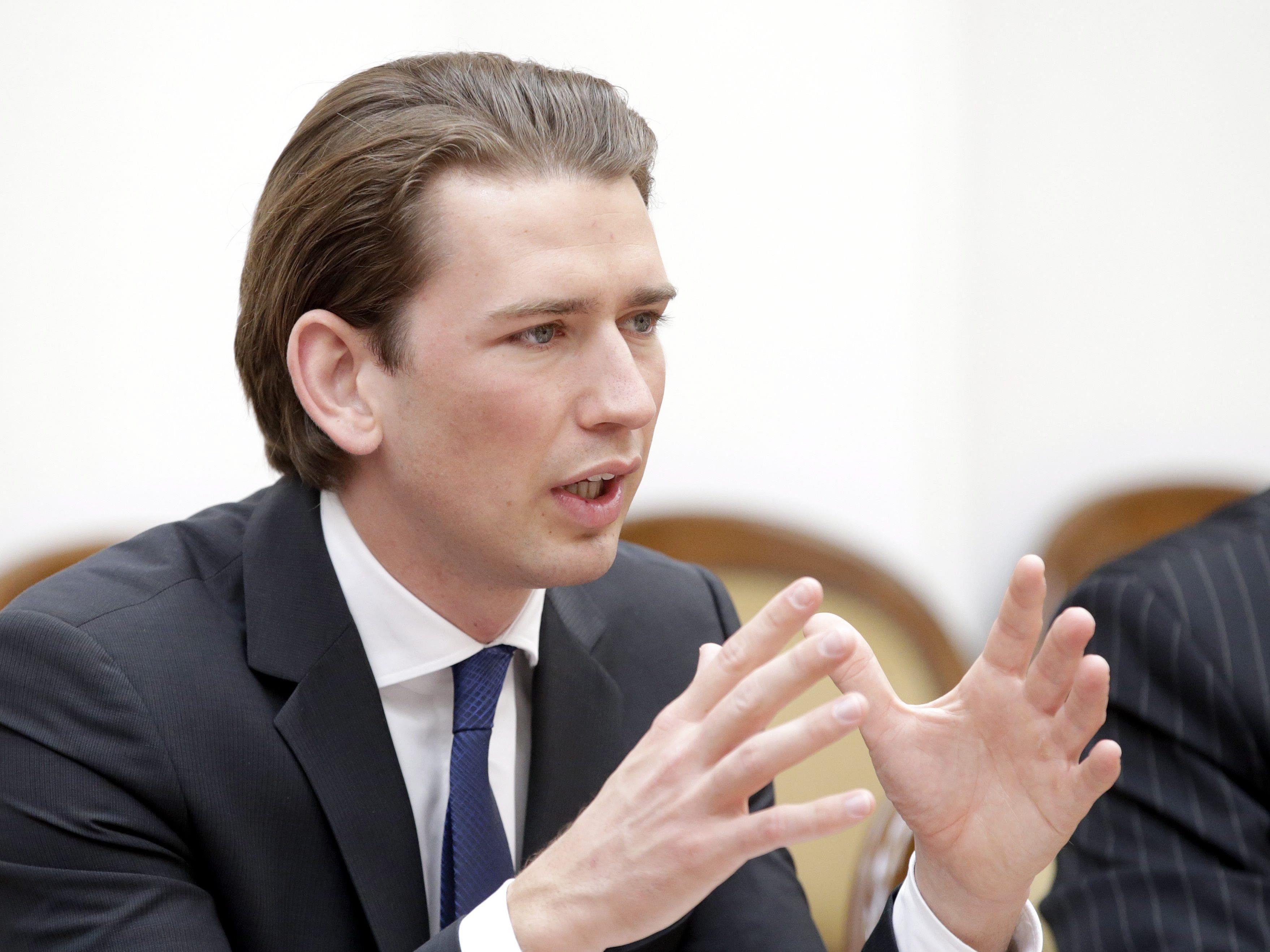 Sozialleistungen: Rumänien kritisiert Kurz für Kürzungs-Vorstoß.